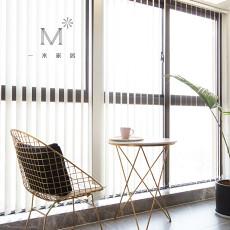 典雅122平现代三居阳台装修图