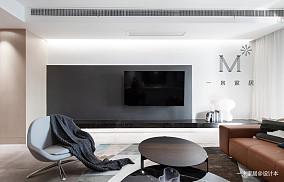 明亮150平简约四居美图四居及以上现代简约家装装修案例效果图