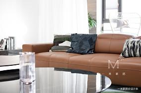 简洁158平简约四居装饰图片四居及以上现代简约家装装修案例效果图