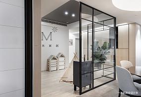 平简约四居设计美图四居及以上现代简约家装装修案例效果图