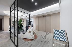 优雅94平简约四居休闲区设计美图四居及以上现代简约家装装修案例效果图