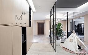优雅131平简约四居设计图四居及以上现代简约家装装修案例效果图