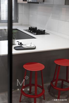 简洁149平简约四居实景图四居及以上现代简约家装装修案例效果图