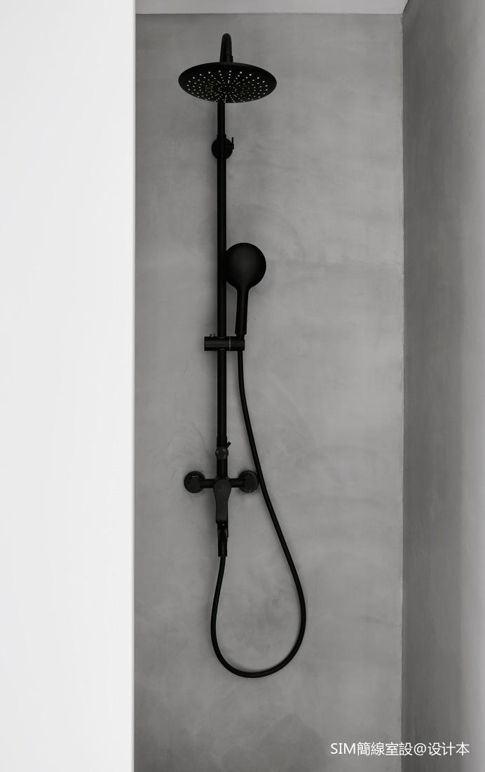 质朴39平现代小户型卫生间效果图片大全卫生间现代简约卫生间设计图片赏析