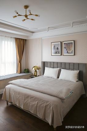 精美117平混搭四居卧室装潢图卧室潮流混搭设计图片赏析