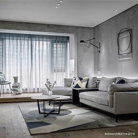 RUNJING·如镜现代客厅沙发图