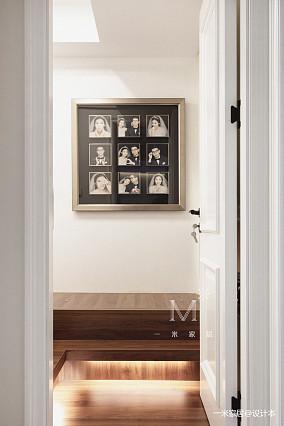明亮81平美式二居装饰图片