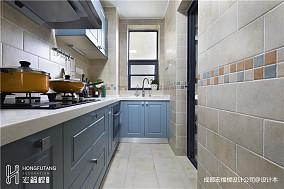 清欢美式厨房设计图片餐厅美式经典设计图片赏析