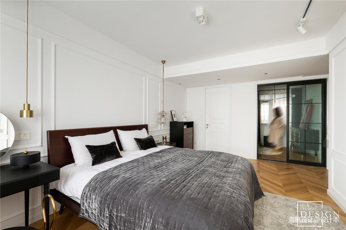 小资北欧主卧室设计图片卧室北欧极简卧室设计图片赏析