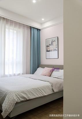 浪漫53平美式复式儿童房装饰美图复式美式经典家装装修案例效果图