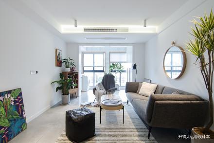 优雅现代小户型客厅图