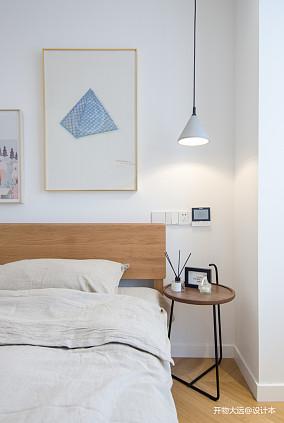 温馨39平现代小户型卧室设计案例
