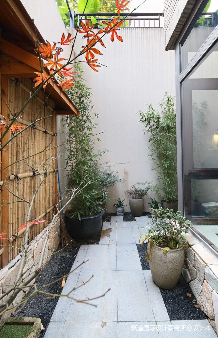 浪漫228平美式别墅花园装修图功能区美式经典功能区设计图片赏析