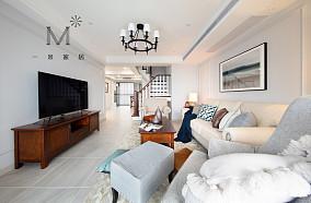 精美200平现代复式布置图复式现代简约家装装修案例效果图