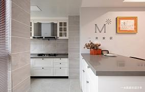 明亮49平现代复式装修效果图复式现代简约家装装修案例效果图