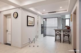 典雅41平现代复式美图复式现代简约家装装修案例效果图