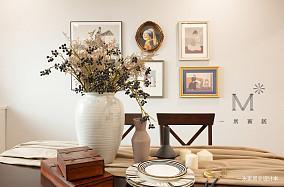 轻奢66平现代复式布置图复式现代简约家装装修案例效果图
