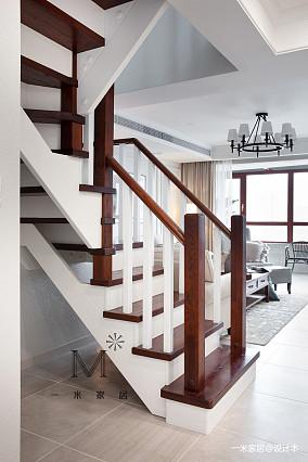 华丽82平现代复式设计案例复式现代简约家装装修案例效果图