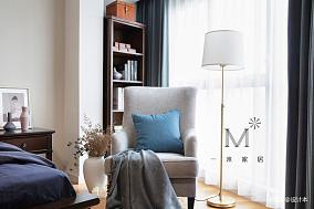平现代复式效果图片大全复式现代简约家装装修案例效果图