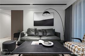 优雅121平现代四居客厅装修效果图