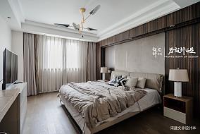 温馨876平现代别墅卧室布置图别墅豪宅现代简约家装装修案例效果图