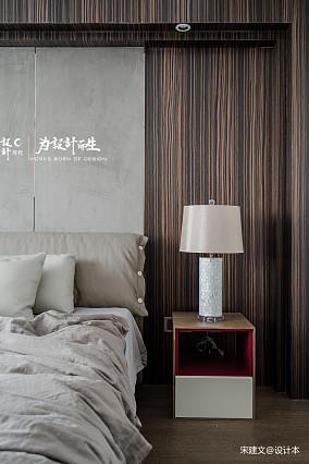 优雅281平现代别墅卧室图片大全别墅豪宅现代简约家装装修案例效果图