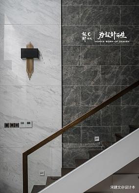 温馨289平现代别墅客厅案例图别墅豪宅现代简约家装装修案例效果图