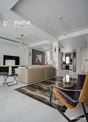 温馨524平现代别墅过道设计效果图别墅豪宅现代简约家装装修案例效果图