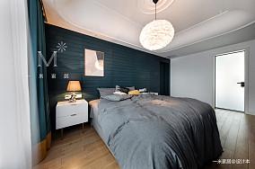 轻奢122平现代三居设计美图三居现代简约家装装修案例效果图