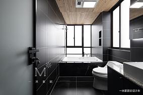 华丽99平现代三居实景图片三居现代简约家装装修案例效果图