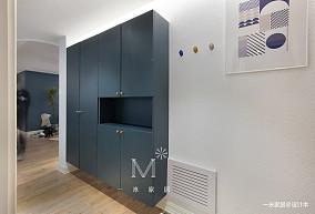 质朴88平现代三居实景图片三居现代简约家装装修案例效果图