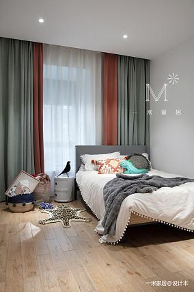 温馨83平现代三居装修美图三居现代简约家装装修案例效果图