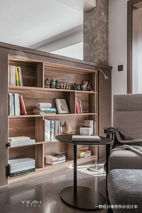 温馨74平现代二居客厅实拍图