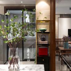 悠雅576平中式别墅厨房装修效果图