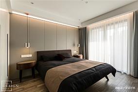 诗意现代风卧室设计图