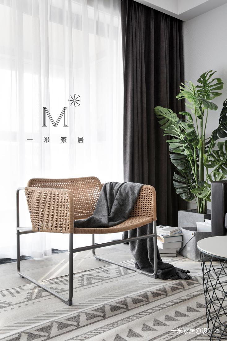 典雅78平宜家三居图片欣赏客厅现代简约客厅设计图片赏析