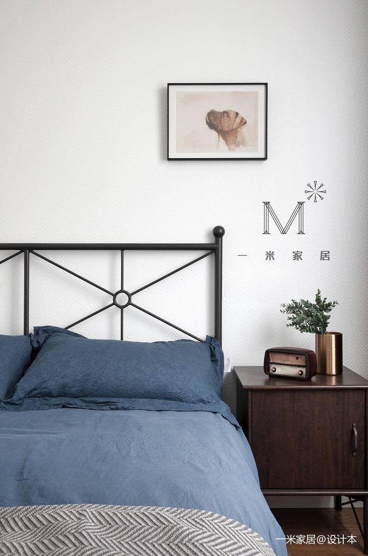 精美119平宜家三居图片大全卧室现代简约卧室设计图片赏析