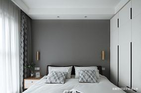 华丽82平北欧三居卧室效果图欣赏