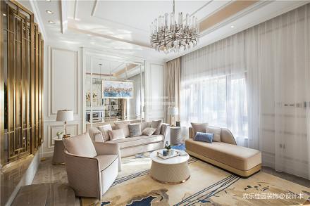 欧式私宅,柔美展现家居的奢华与舒适_3540004