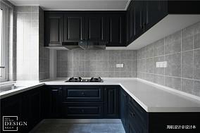 大气117平美式四居厨房效果图