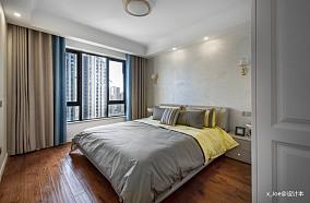 优美141平欧式四居卧室装饰图片