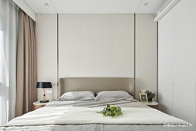 质朴127平中式三居装修装饰图
