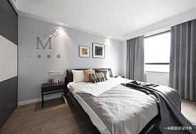 优美140平现代二居效果图片大全二居现代简约家装装修案例效果图