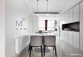 轻奢79平现代二居效果图片大全二居现代简约家装装修案例效果图