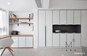 大气75平现代二居效果图片大全二居现代简约家装装修案例效果图