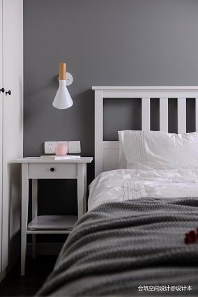 质朴69平北欧二居卧室图片欣赏