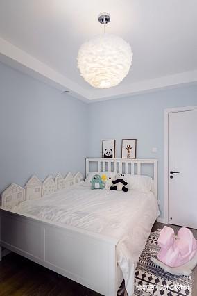质朴73平北欧二居儿童房装修效果图