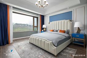 温馨159平美式四居卧室设计效果图卧室美式经典设计图片赏析