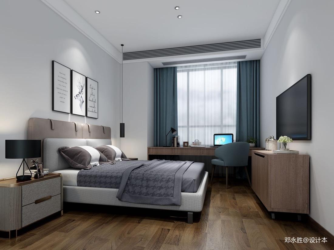 质朴456平中式别墅实景图片功能区中式现代功能区设计图片赏析