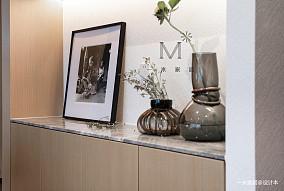 悠雅87平现代二居图片欣赏家装装修案例效果图